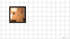 Raumgestaltung test_zimmer in der Kategorie Arbeitszimmer