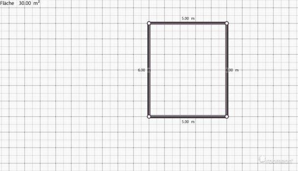 Raumgestaltung Testzimmer in der Kategorie Arbeitszimmer