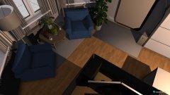 Raumgestaltung tf1 in der Kategorie Arbeitszimmer