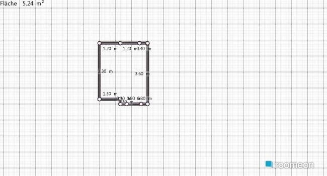 Raumgestaltung Therapiezimmer in der Kategorie Arbeitszimmer