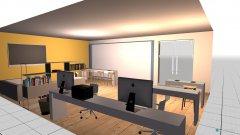 Raumgestaltung ticket defenders in der Kategorie Arbeitszimmer