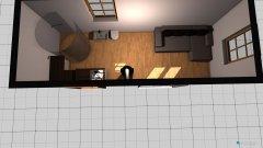 Raumgestaltung tiny in der Kategorie Arbeitszimmer