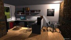 Raumgestaltung tisch2 in der Kategorie Arbeitszimmer