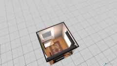 Raumgestaltung Ton-studio in der Kategorie Arbeitszimmer