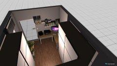 Raumgestaltung Torsten in der Kategorie Arbeitszimmer