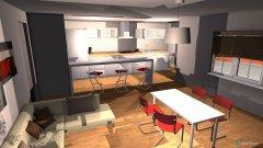 Raumgestaltung trapezariq in der Kategorie Arbeitszimmer