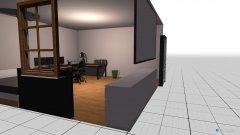 Raumgestaltung traum in der Kategorie Arbeitszimmer