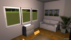 Raumgestaltung Tsvetomir  in der Kategorie Arbeitszimmer