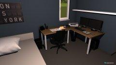 Raumgestaltung Tuezsgfsghfisdhf in der Kategorie Arbeitszimmer