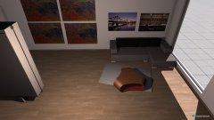 Raumgestaltung Ufo Zimmer in der Kategorie Arbeitszimmer