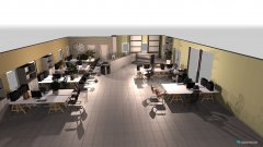Raumgestaltung UMBAU Mahlsdorf in der Kategorie Arbeitszimmer