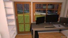 Raumgestaltung Umzug in der Kategorie Arbeitszimmer