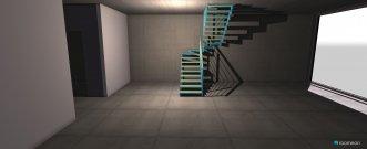 Raumgestaltung Unterer Stock in der Kategorie Arbeitszimmer