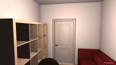 Raumgestaltung UW9 Büro (neu) in der Kategorie Arbeitszimmer