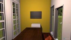 Raumgestaltung veeseo in der Kategorie Arbeitszimmer