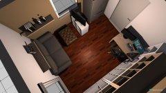 Raumgestaltung Volker-Zimmer in der Kategorie Arbeitszimmer