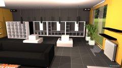 Raumgestaltung vuza shisha shop in der Kategorie Arbeitszimmer