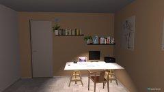 Raumgestaltung Wachalbert in der Kategorie Arbeitszimmer