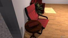 Raumgestaltung Wanders Wohnzimmer  in der Kategorie Arbeitszimmer