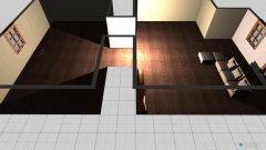 Raumgestaltung Waog in der Kategorie Arbeitszimmer