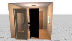 Raumgestaltung Werkkamer in der Kategorie Arbeitszimmer