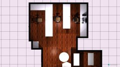 Raumgestaltung Werkstatt 4 in der Kategorie Arbeitszimmer