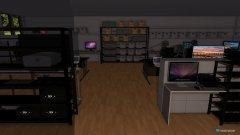 Raumgestaltung Werkstatt final in der Kategorie Arbeitszimmer