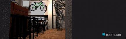 Raumgestaltung werkstatt vorne neu in der Kategorie Arbeitszimmer