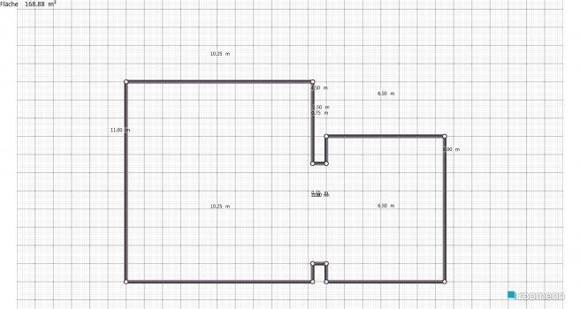 Raumgestaltung Werkstatt in der Kategorie Arbeitszimmer
