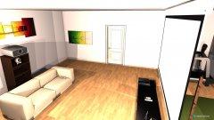 Raumgestaltung WG TG Room in der Kategorie Arbeitszimmer