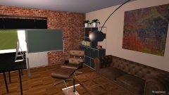 Raumgestaltung WG85 in der Kategorie Arbeitszimmer