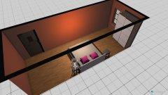 Raumgestaltung wohn in der Kategorie Arbeitszimmer