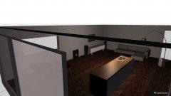 Raumgestaltung Wohnen in der Kategorie Arbeitszimmer