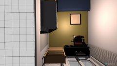 Raumgestaltung Wohnheim Minden in der Kategorie Arbeitszimmer
