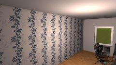 Raumgestaltung Wohnung 3 in der Kategorie Arbeitszimmer