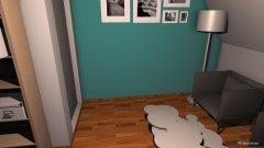 Raumgestaltung Wohnung Hollsteiner Weg in der Kategorie Arbeitszimmer