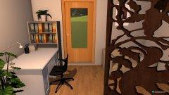 Raumgestaltung wohnung rothenditmold in der Kategorie Arbeitszimmer