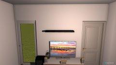 Raumgestaltung Wohnung V.2 in der Kategorie Arbeitszimmer