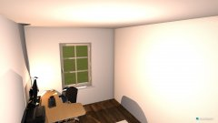 Raumgestaltung Wohnung Wesserstraße in der Kategorie Arbeitszimmer