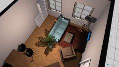 Raumgestaltung wohnung2 in der Kategorie Arbeitszimmer
