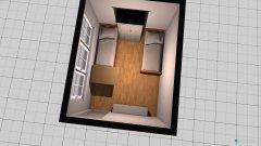 Raumgestaltung Wohnunh Nr. 1 in der Kategorie Arbeitszimmer