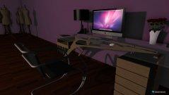 Raumgestaltung work room in der Kategorie Arbeitszimmer