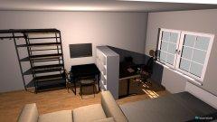 Raumgestaltung Wu9 in der Kategorie Arbeitszimmer