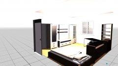 Raumgestaltung Wust3 in der Kategorie Arbeitszimmer