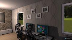 Raumgestaltung wz in der Kategorie Arbeitszimmer
