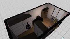 Raumgestaltung Xxxx in der Kategorie Arbeitszimmer