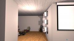 Raumgestaltung yacht suite 2 in der Kategorie Arbeitszimmer
