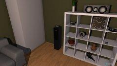 Raumgestaltung youtubezimmer wenn wir rich sind  in der Kategorie Arbeitszimmer