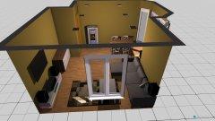 Raumgestaltung Zabakuck in der Kategorie Arbeitszimmer