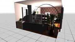 Raumgestaltung Zeichen- und Lesezimmer in der Kategorie Arbeitszimmer
